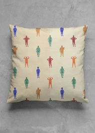 Accent your home with this Dictators pillow covers