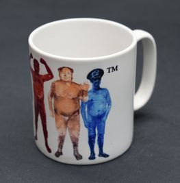 Dring out of dictators mug