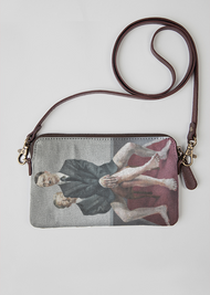 Accessorize with dictators clutch